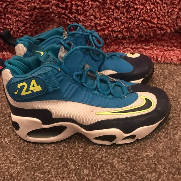 Nike Shoes | Blue Nike Ken Griffey